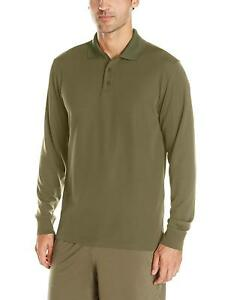Under Armour Men's Tactical Performance Long Sleeve Polo