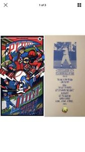 PEARL JAM 2016 POSTER~KLAUSEN~CHICAGO WRIGLEY FIELD~NIGHT 1 AND 2~820