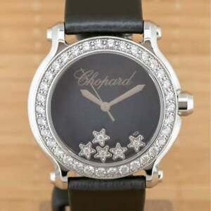 Chopard Happy Sport Anniversary Edition - Boxed and Papers September 2014