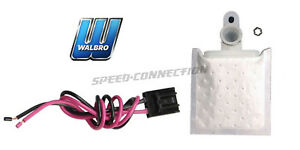 WALBRO 190 FUEL PUMP INSTALL KIT FILTER + WIRING HARNESS FOR TOYOTA