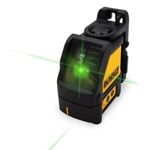 Laser Level Leveling Cross Line Green Beam Horizontal Vertical Construction Site