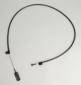 1978 1982 Corvette C3 Under Hood Release Cable 44 Inch Left to Right 609529 $37.95