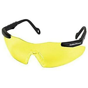Smith&wesson Magnum Junior Shooting Yellow Glasses Safety Eyewear Uv Protection