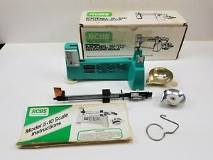 RCBS 5-10 Reloading Powder Scale