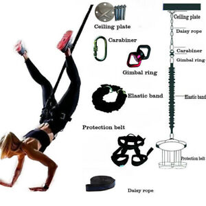 Gravity Bungee Dance Training Aerial Yoga Gym Fitness Resistance Tools FAST SHIP