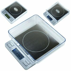 TPS-200 200g By 0.01g Digital Scale for Jewelry Reloading Metals