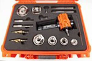 IToolco GP126 Gear Punch Kit