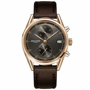 Men's Luxury Wrist Watch Swiss Quartz Calendar Sapphire Crystal Glass Wristwatch