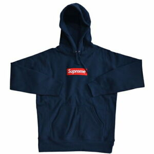 SUPREME Box Logo Hooded Sweatshirt Parker R2184746 (K12464
