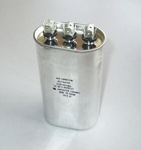 Dometic Duo-Therm 3100248.719 Run Capacitor 45+15 mfd RV Camper Air Conditioner