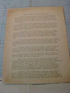 ORIGINAL WWII AVG FLYING TIGERS CHENNAULT AS CO PRESS RELEASE $314.88