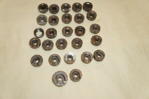 LOT of 27 SHELL HOLDERS