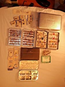 Huge Collection 300+ High Quality Fly Fishing Flies Trout etc