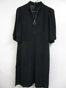 Who What Wear Womens Junior Black Career Casual Party Dress Size X Small NWT $15.00