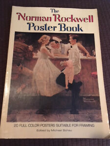 Collection of Norman Rockwell prints and lithographs $56.00