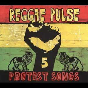 Reggae Pulse, Vol. 5: Protest Songs by Various Artists (CD, Feb-2005, Trojan)