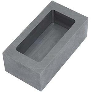 Graphite Ingot Jewelry Casting Supplies Mold Melting Mould For Gold Silver Metal