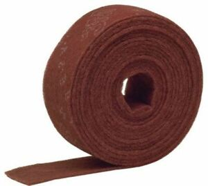 3M Aluminium Oxide Silicon Carbide AVFN Abrasive Cloth Roll 10m x 100mm
