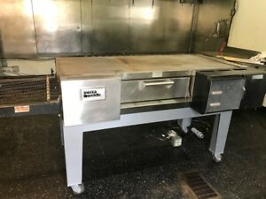Pizza Pride commercial 3 triple stack electric conveyor oven PICK UP ONLY!