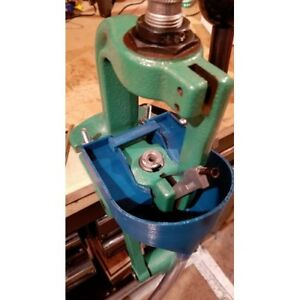 Improved primer catcher for RCBS Rock Chucker II reloading presses