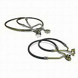 Superlift Suspension Systems 91355 Bullet Proof Kevlar ; Brake Hose; Front; Rein
