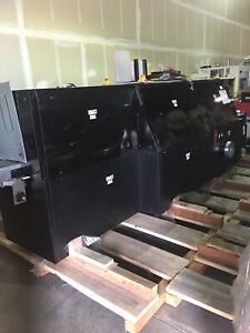 SUN POWER GEN3.0 CURE OVENS A & B W ASSEMBLY SYSTEM FOR SOLAR MFG W CONVEYER
