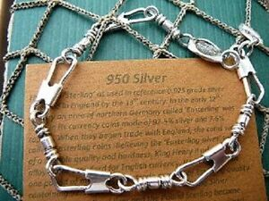 ACTS Bracelet .950Sterling Silver Original Fishers Of Men By ChristianTaylor New