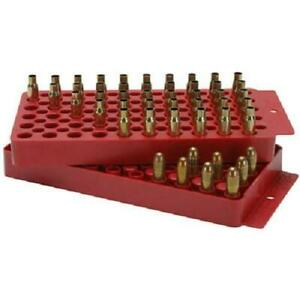 Mtm Universal Reloading Tray For All Calibers Hold 50 Round Ammo Lt150m-30