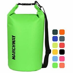 Floating Waterproof Dry Bag 5L10L20L30L Roll Top Sack Keeps Gear For Hiking