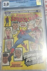 The Amazing Spider-Man #121 (Jun 1973 Marvel) CGC 3.0
