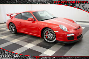2010 Porsche 911 2dr Coupe GT3 2dr Coupe GT3 6-SPEED MANUAL - ONLY 8K MILES - HEATED SEATS - BLUETOOTH - BEAUTI