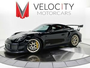 2018 Porsche 911 GT2 RS 2018 Porsche 911 GT2 RS Automatic 2-Door Coupe
