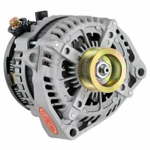 Powermaster 48550 High Output Upgrade Alternator Natural 245 Amp 2005-2014 Chevy