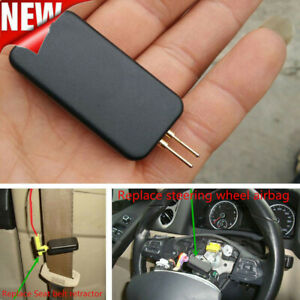 Car Airbag Simulator Emulator Resistor Bypass SRS Fault Finding Diagnostic Tools