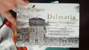 Dalmatia Aromatic Oil Young Living Collection *Brand New Sealed and RARE $300.00