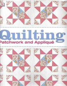 The Quilting : Patchwork and Allpiqué by Dorling Kindersley Publishing Staff... $14.99