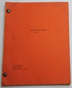 Charge of the Lancers *1952 Movie Script Screenplay * Directed by William Castle