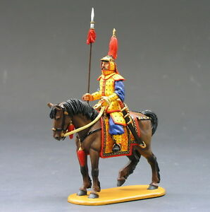 King and Country Mounted Lancer IC018