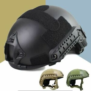 Tactical Helmet Fast PJ Protective Cover Casco Airsoft Paintball Jumping Helmet