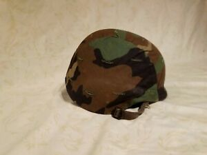 Soldier GI Army PASGT REAL Ballistic Helmet - # 8470-01-982-7526