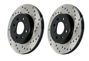 Centric Drilled OE Design Brake Rotor - st128.62102