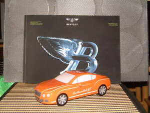 BENTLEY COLLECTION CERAMIC CONTINENTAL GT MODEL BANK IN ORANGE GREAT GIFT NIGB $45.00