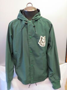 University of Saskatchewan Team Jacket (VTG) - Track and Field - Men's Small