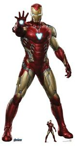 Iron Man from Marvel Avengers: Endgame Official Lifesize Cardboard Cutout GBP 42.29