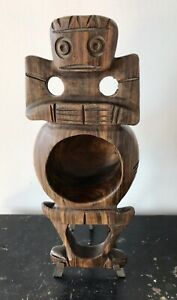 West African Contemporary Sculpture Bowl $75.00