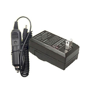 Battery Charger For HP Photosmart R725 R827 R927 R937 R07 L1812A 817 R725 NP60