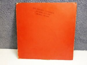 ETREMELY RARE Jimi Hendrix DEMO record The Red Album released only to DJs in Ca.