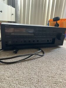Vintage Yamaha R-8 Natural Sound Stereo ReceiverAmp Rock Bottom Starting Price