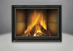 Napoleon High Country 8000 NZ8000-1 Wood Burning Fireplace Catalytic Combustion