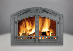 Napoleon High Country 6000 NZ6000-1 Wood Burning Fireplace Catalytic Combustion